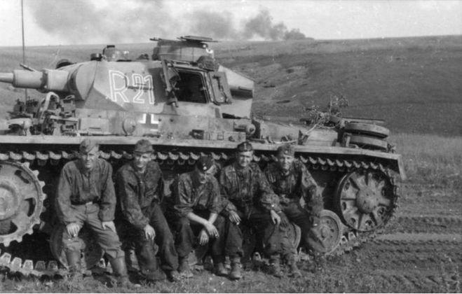 Образец танка Pz.Kpfw. III