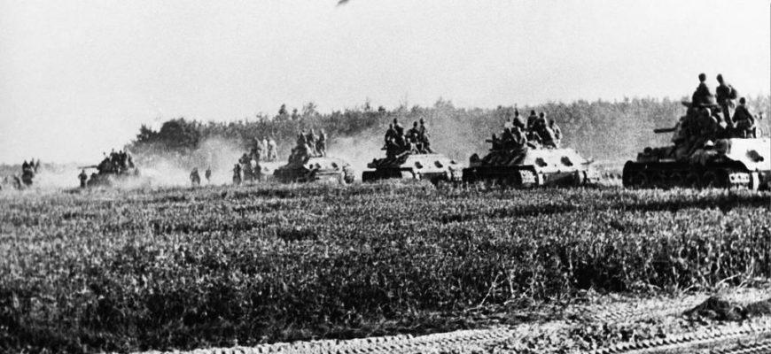 Курская битва в 1943 году