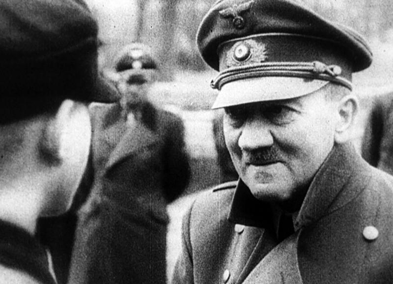 Последнее фото Адольфа Гитлера