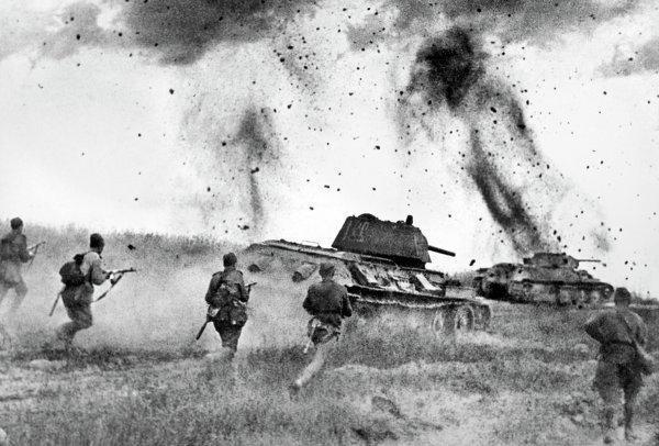 Наступление Красной Армии в Ельне