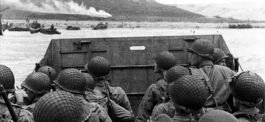 Второй фронт союзников