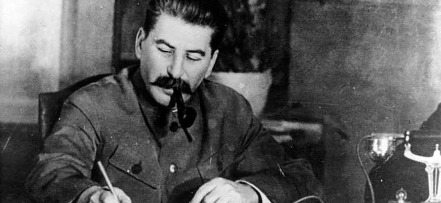 Иосиф Сталин и планы нападения на Германию