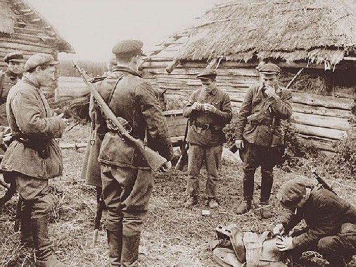 Партизаны СССР