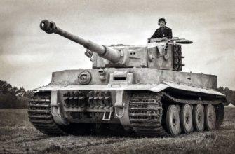 Немецкий танк Т-6
