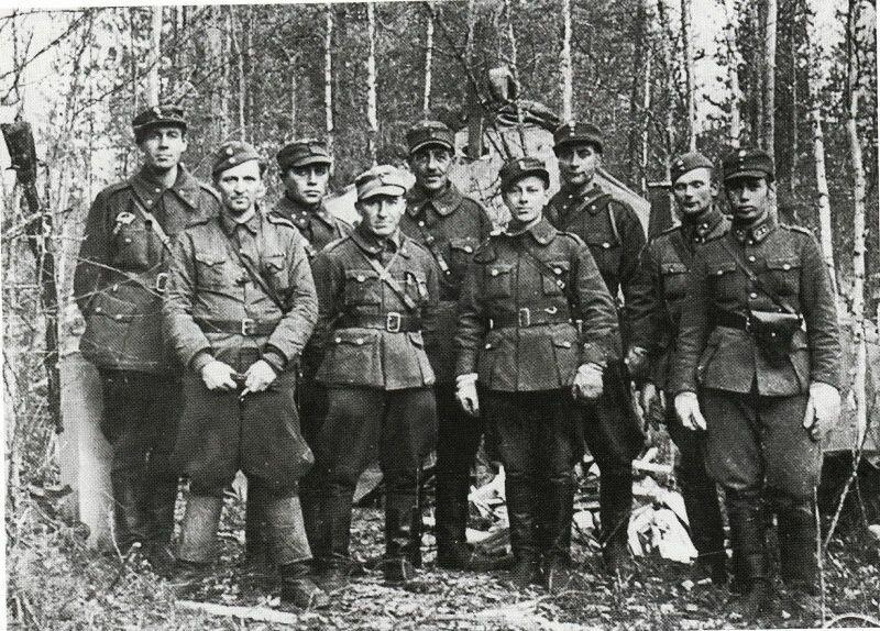 Солдаты Финляндии