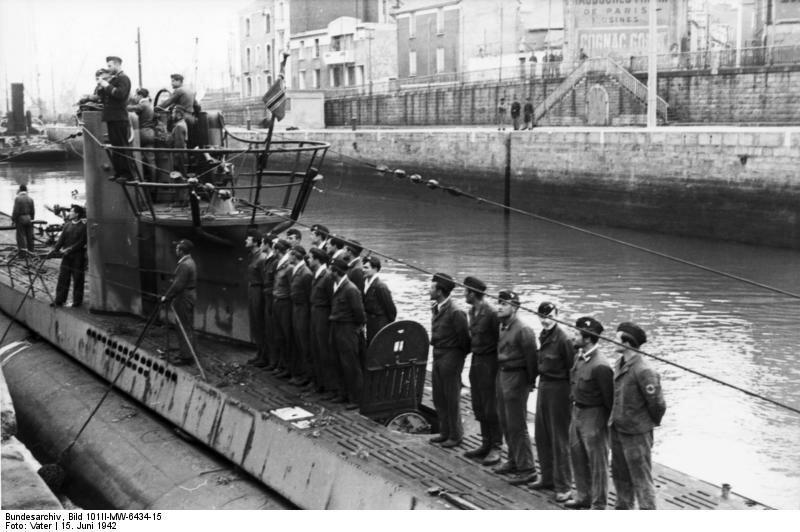 Подводная лодка Германии