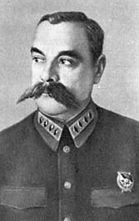 Портрет Каменева С.С.