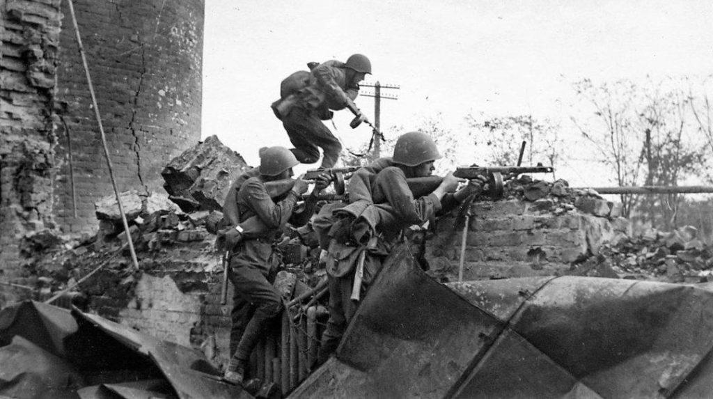 Сталинградская битва ВОВ