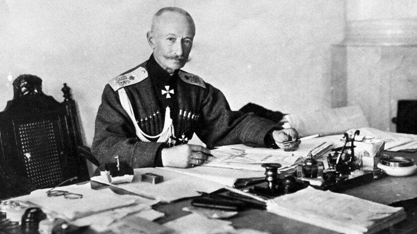 Генерал Алексей Брусилов