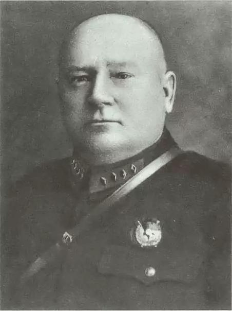 Портрет Вацетиса И. И.