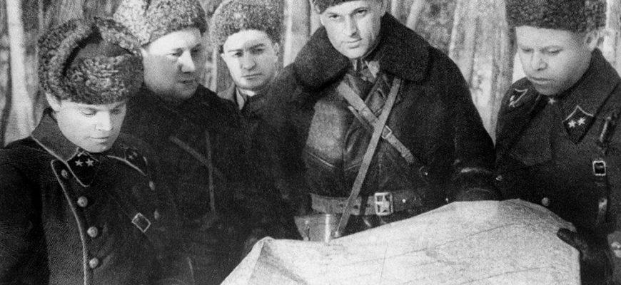 Роль 16 армии в битве под Москвой
