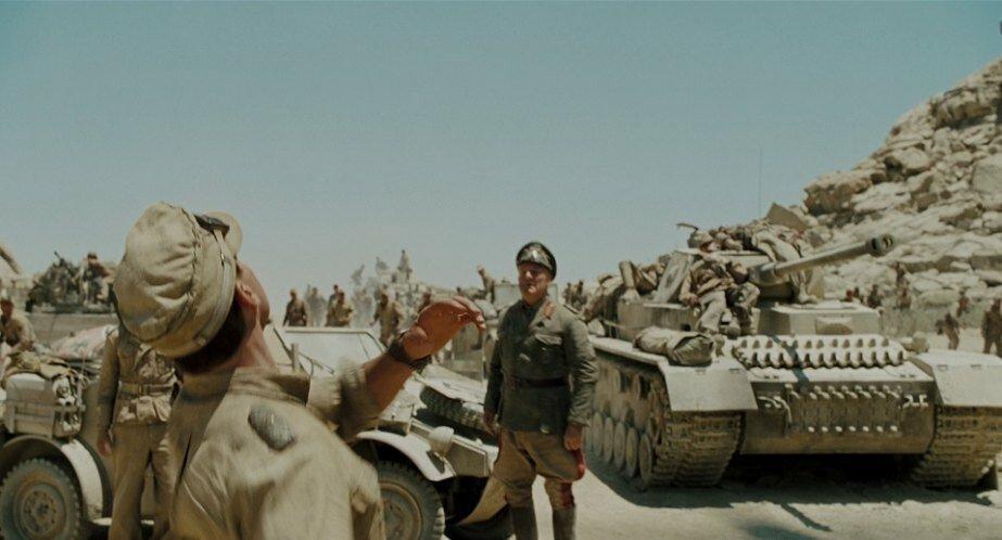 """Африканский корпус из фильма """"Операция Валькирия"""""""