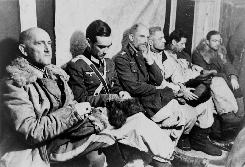Генералы Германии в плену