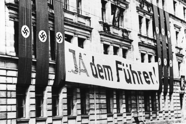 Агитация в Германии в 1934 году