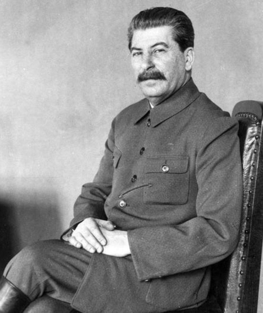 Верховный главнокомандующий РККА Сталин И.В.
