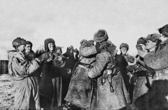 Донской фронт Сталинградской битвы 1942-1943 гг