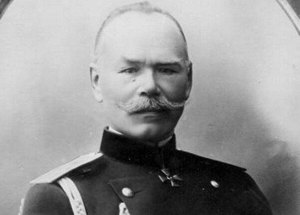 Портрет генерала Алексеева