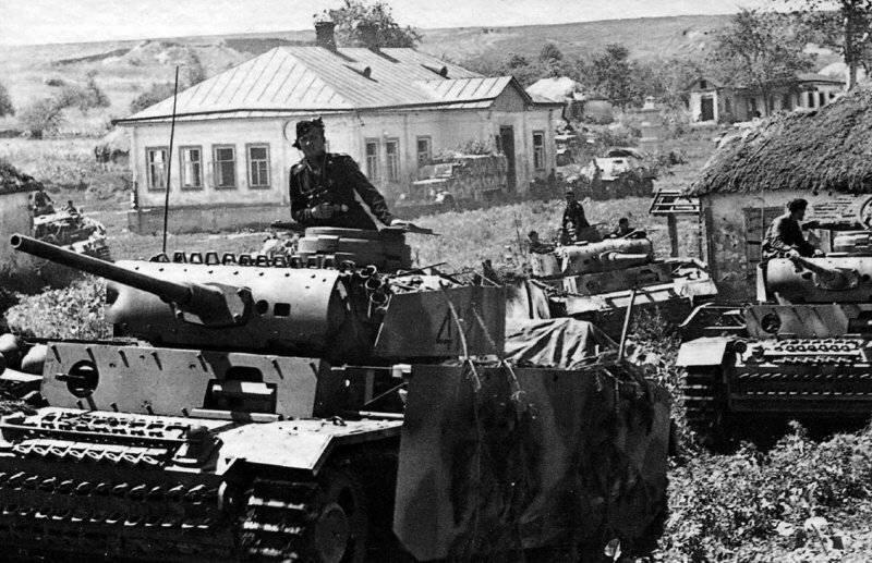 """Танк Pz.Kpfw. III  накануне операции """"Цитадель"""""""