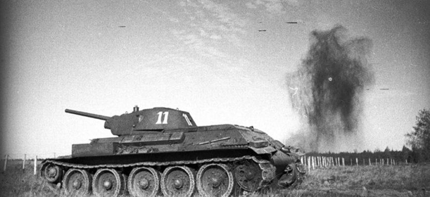 Советский танк Т-34 и его минусы