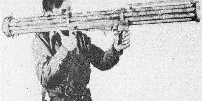 Создание оружия немецкими инженерами