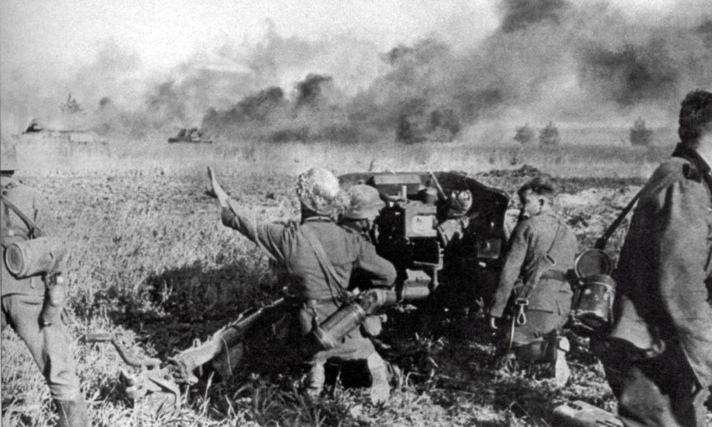Битва под Смоленском в 1941 году