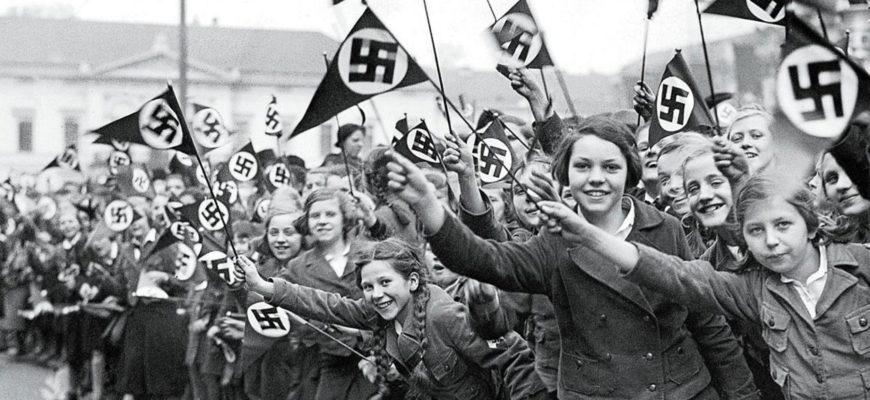 Страны Третьего Рейха