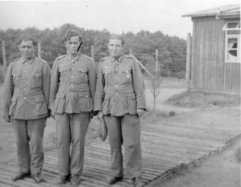 Солдаты Армянского легиона