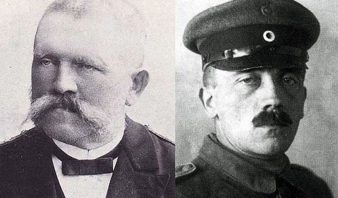 Подлинная фамилия Гитлера