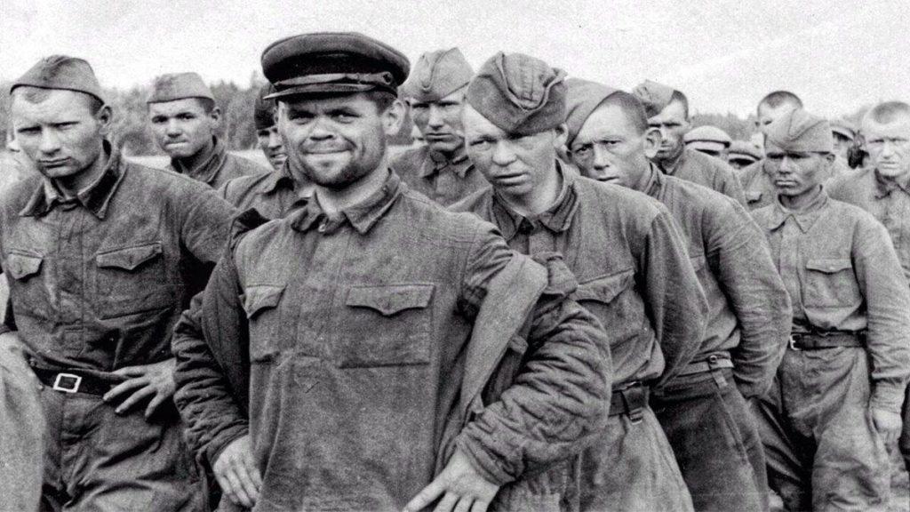 Штрафная рота Красной Армии