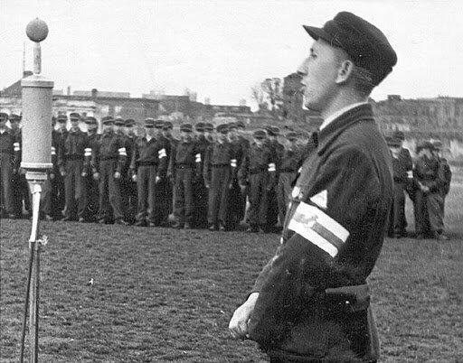 Солдаты-коллаборационисты из Белорусии
