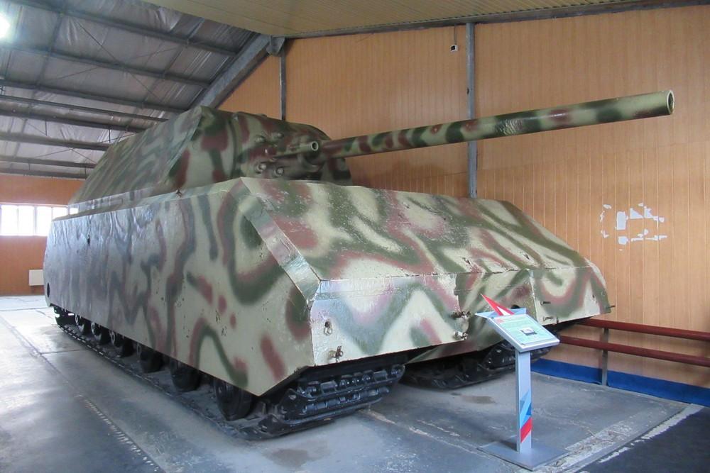 Образец танка Pzkpfw.VIII Maus