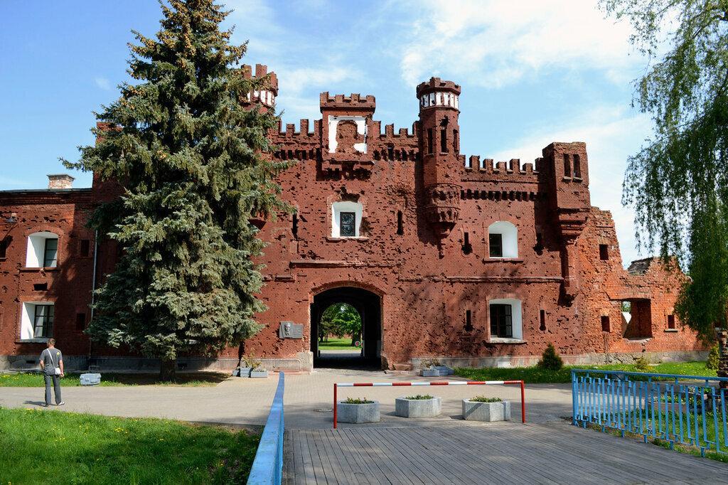 Брестская крепость в наше время