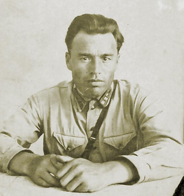 Портрет Петра Гаврилова