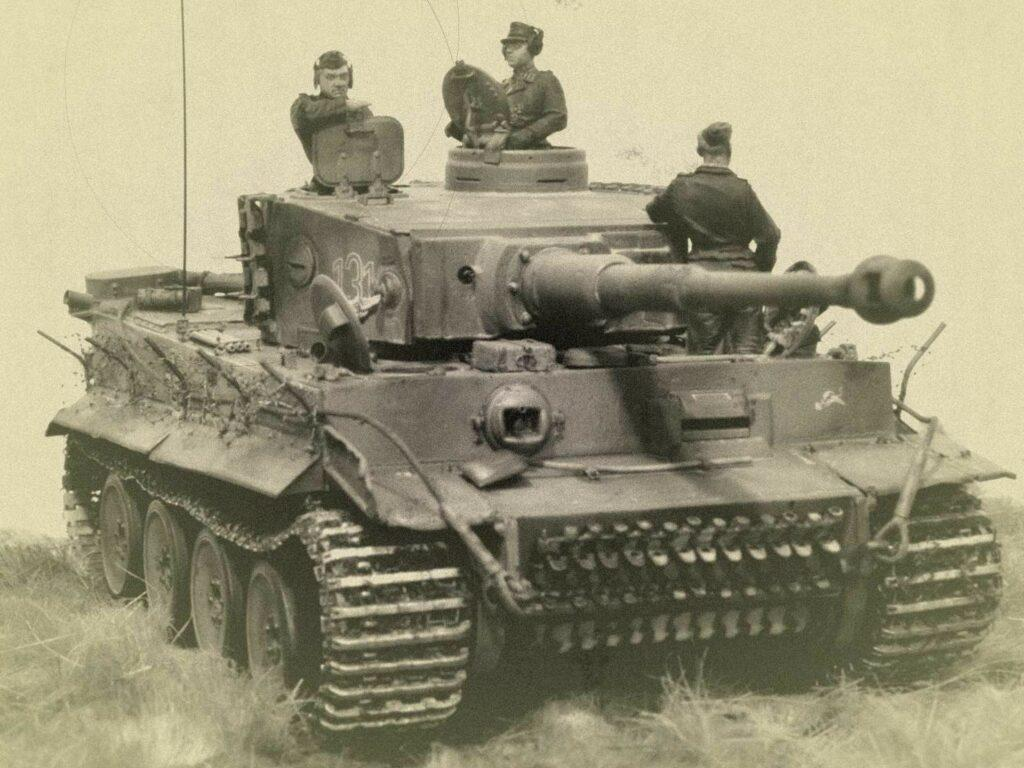 Образец Pz.Kpfw.VI Tiger