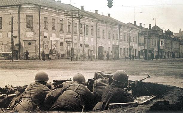 Оборонительная Тульская операция в 1941