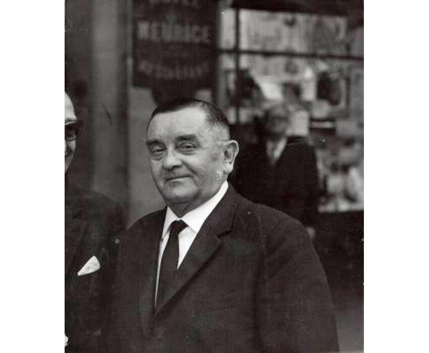 Дитрих фон Хольтиц после завершения войны