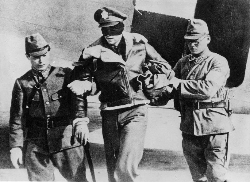 Взятие в плен американского летчика