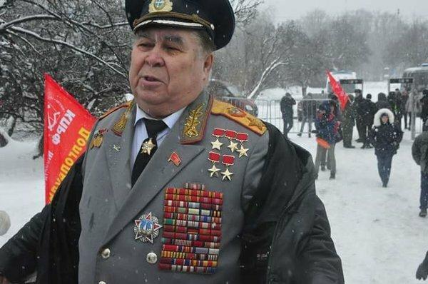 Ненастоящий маршал-герой ВОВ
