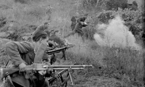 Атака в Югославии