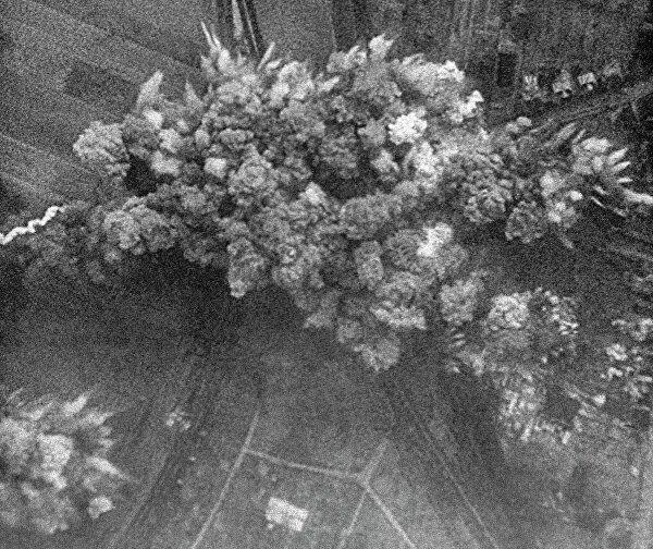 Немецкие бомбардировки