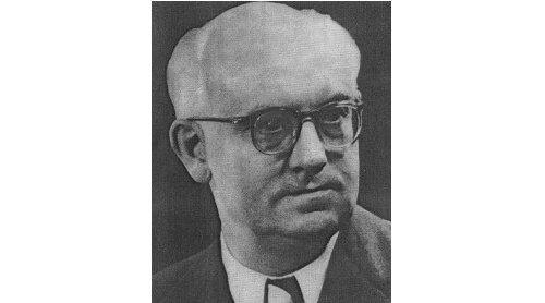 Портрет советского разведчика Кегеля