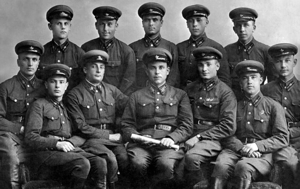 Фото сотрудников НКВД