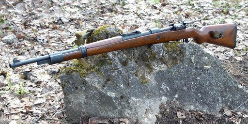 Образец Mauser 98k