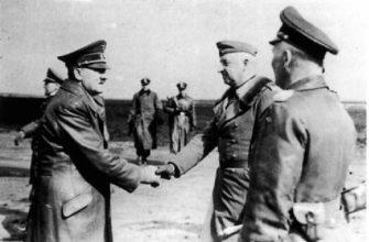 Ошибки Гитлера в битве под Сталинградом