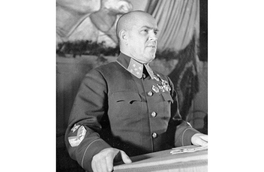 Жуков в 1941 году