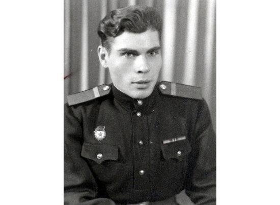 Портрет Михаила Чечетова